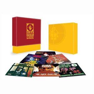 Public Enemy - 25Th Anniversary Vinyl Box Set (9 x Vinyl) [ LP ]
