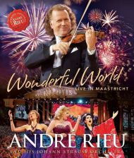 Andre Rieu - Wonderful World - Live In Maastricht (Blu-Ray) [ BLU-RAY ]