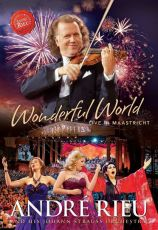 Andre Rieu - Wonderful World - Live In Maastricht (DVD-Video) [ DVD ]