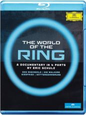 World Of The Ring - Documentary exploring Richard Wagner's famous cycle of operas (2Blu-Ray) [ BLU-RAY ]