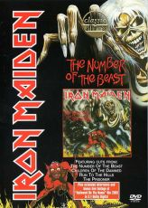 Iron Maiden - The Number Of The Beast [Documentary Classic Albums] (DVD-Video) [ DVD ]