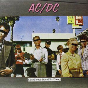 AC/DC - Dirty Deeds Done Dirt Cheap (Vinyl) [ LP ]