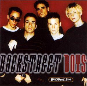 Backstreet Boys - Backstreet Boys [ CD ]