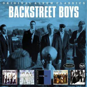 Backstreet Boys - Original Album Classics (5CD Box) [ CD ]