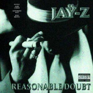 Jay-Z - Reasonable Doubt (2 x Vinyl with 10'' ) [ LP ]