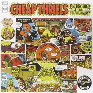 Joplin, Janis - Cheap Thrills (Vinyl) [ LP ]
