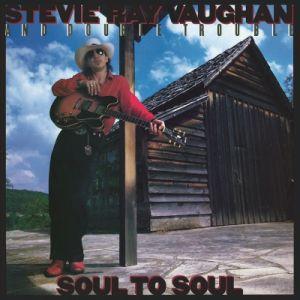 Stevie Ray Vaughan - Soul To Soul (Vinyl) [ LP ]