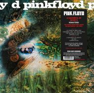 PINK FLOYD - A Saucerful Of Sectrets (2011 Remaster -Vinyl LP) [ LP ]