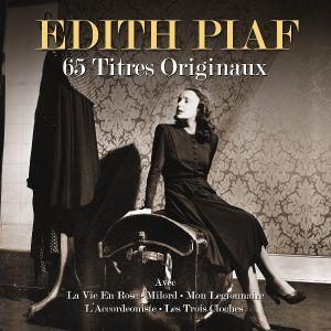 Piaf, Edith - 65 Titres Originaux (3CD) [ CD ]