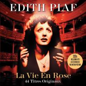 Piaf, Edith - La Vie En Rose (2CD) [ CD ]