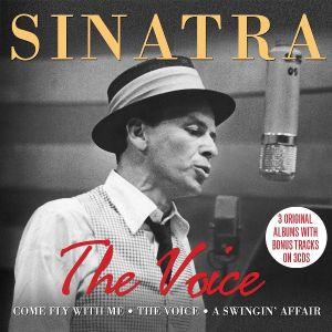 Sinatra, Frank - Voice (3CD) [ CD ]