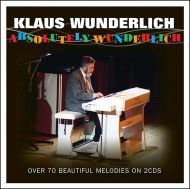Wunderlich, Klaus - Absolutely Wunderlich (Over 70 Beautiful Organ Melodies) (2CD) [ CD ]