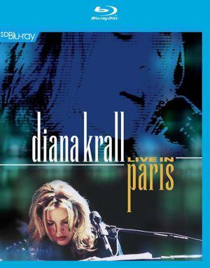 Diana Krall - Live In Paris (Blu-Ray) [ BLU-RAY ]