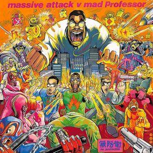 Massive Attack - No Protection [ CD ]