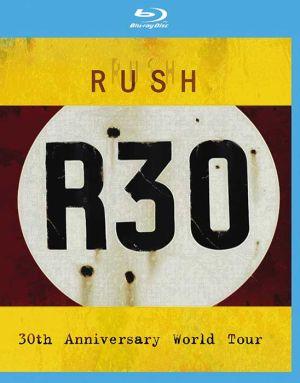 Rush - R30 [30th Anniversary Tour] (Blu-Ray) [ BLU-RAY ]