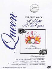 Queen - The Making Of A Night At The Opera - Classic Albums (DVD-Video) [ DVD ]