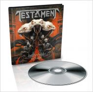 Testament - Brotherhood Of The Snake (Limited Edition Digibook) [ CD ]