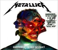 Metallica - Hardwired...To Self-Destruct (Import Edition Digipak with 32 page booklet -2CD) [ CD ]