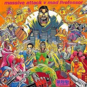 Massive Attack - No Protection (Vinyl) [ LP ]