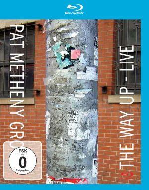 Pat Metheny Group - The Way Up-Live (Blu-Ray) [ BLU-RAY ]