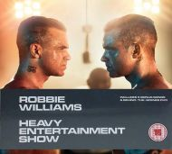 Robbie Williams - The Heavy Entertainment Show (Deluxe Edition -CD with DVD) [ CD ]