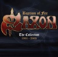 Saxon - Baptism Of Fire: The Collection 1991-2009 (2CD) [ CD ]
