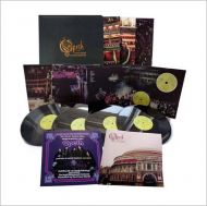 Opeth - In Live Concert At The Royal Albert Hall (Limited Edition 4 x Vinyl with 2 x DVD-Video & Photobook) [ LP ]