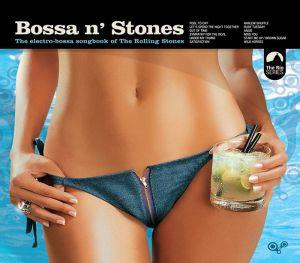 Bossa N' Stones vol.1  - Various Artists [ CD ]