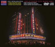 Joe Bonamassa - Live At Radio City Music Hall (CD with DVD-Video) [ CD ]