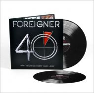 Foreigner - 40 (Hits From Forty Years) (2 x Vinyl) [ LP ]