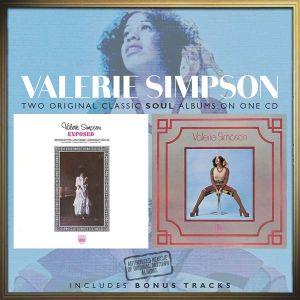 Valerie Simpson - Exposed/Valerie Simpson [ CD ]
