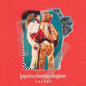 Halsey - Hopeless Fountain Kingdom (Deluxe Edition 16 tracks) [ CD ]