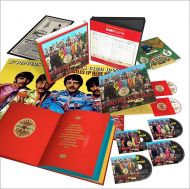 Beatles - Sgt. Pepper's Lonely Hearts Club Band (50th Anniversary Edition Deluxe Box Set -4CD with Blu-Ray & DVD) [ CD ]