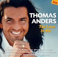 Thomas Anders - The Love In Me (3CD Box Set) [ CD ]