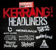Kerrang! Headliners - Various Artists (2CD) [ CD ]