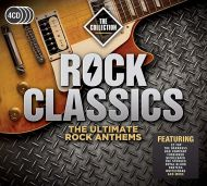 Rock Classics: The Collection - Various Artists (4CD) [ CD ]
