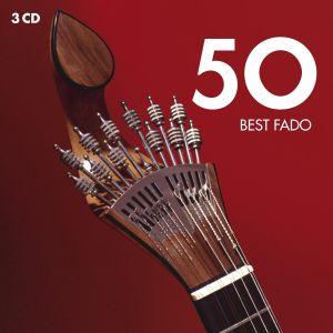 50 Best Fado - Various Artists (3CD Box Set) [ CD ]