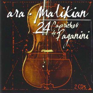 Ara Malikian - 24 Caprichos De Paganini (2CD) [ CD ]