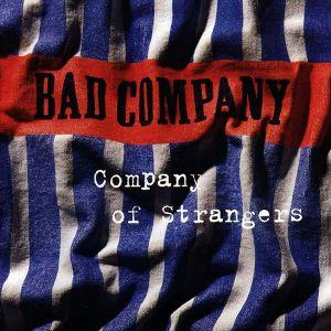 Bad Company - Company Of Strangers [ CD ]