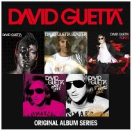David Guetta - Original album series (5CD) [ CD ]