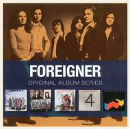 Foreigner - Original Album Series (5CD) [ CD ]