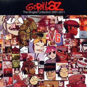 Gorillaz - The Singles Collection 2001-2011 [ CD ]