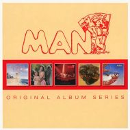 Man - Original Album Series Vol.1 (5CD) [ CD ]