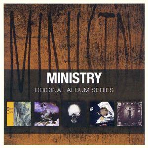 Ministry - Original Album Series (5CD) [ CD ]