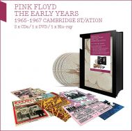 Pink Floyd - The Early Years 1965-1967 Cambridge St/ation (2CD with DVD with Blu-Ray) [ BLU-RAY ]