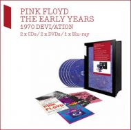 Pink Floyd - The Early Years 1970 Devi/ation (2CD with 2DVD with Blu-Ray) [ BLU-RAY ]