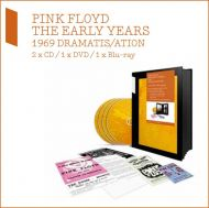 Pink Floyd - The Early Years 1969 Dramatis/ation (2CD with DVD with Blu-Ray) [ BLU-RAY ]