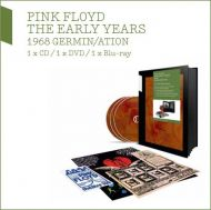 Pink Floyd - The Early Years 1968 Germin/ation (CD with DVD with Blu-Ray) [ BLU-RAY ]