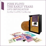 Pink Floyd - The Early Years 1972 Obfusc/ation (Blu-Ray with DVD & 2CD Box Set) [ BLU-RAY ]