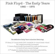 Pink Floyd -  The Early Years 1965-1972 (Deluxe Box Set -8 x Blu-Ray with 9 x DVD with 10CD) [ BLU-RAY ]